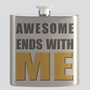 Awesome Ends With ME Flask