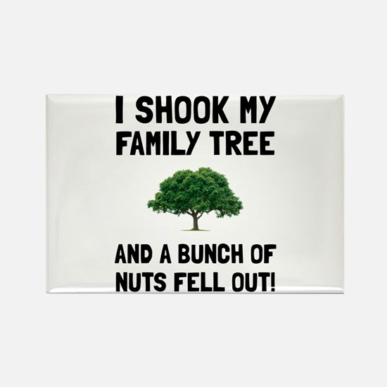 Family Tree Nuts Magnets