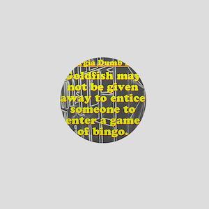 Georgia Dumb Law #5 Mini Button