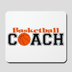 Basketball Coach Mousepad