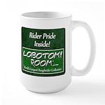 Rider Pride Inside Mugs