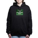Rider Pride Inside Women's Hooded Sweatshirt