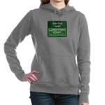 Rider Pride Inside Women's Hooded Sweatshirt