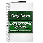 Gang Green Journal