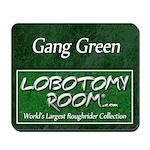 Gang Green Mousepad