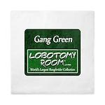 Gang Green Queen Duvet