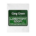 Gang Green Twin Duvet