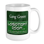 Gang Green Large Mug