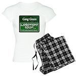 Gang Green Women's Light Pajamas