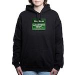 Gang Green Women's Hooded Sweatshirt