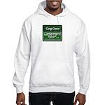 Gang Green Hooded Sweatshirt