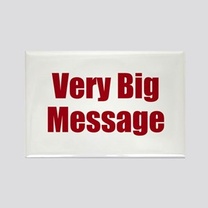 Very Big Custom Message Magnets