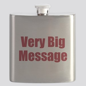 Very Big Custom Message Flask