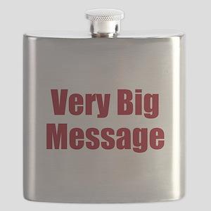 Very Big Custom Message Flask