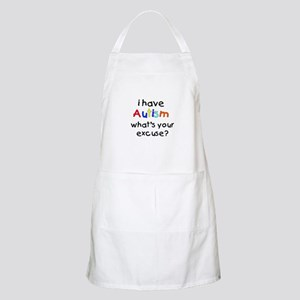 Whats your excuse? Apron