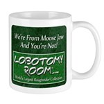 We're From Moose Jaw Mug