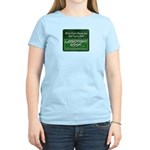 We're From Moose Jaw Women's Light T-Shirt
