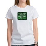 We're From Moose Jaw Women's T-Shirt