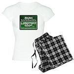 Regina Rhymes With Fun pajamas