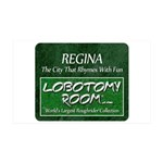 Regina Rhymes With Fun Decal Wall Sticker