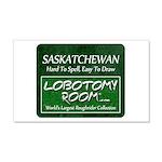 Saskatchewan Decal Wall Sticker