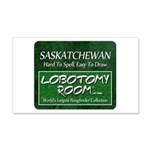 Saskatchewan Decal Wall Sticker