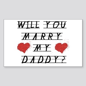 Will you marry? Sticker