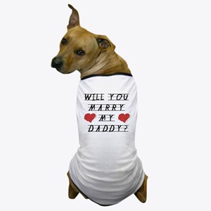 Will you marry? Dog T-Shirt