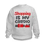 Shopping Is My Cardio Sweatshirt