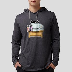 Abby and Bert NCIS Long Sleeve T-Shirt