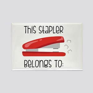 This Stapler Belongs To Magnets