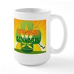 Sunshine Cannabis Brand Tea & Coffee Mugs
