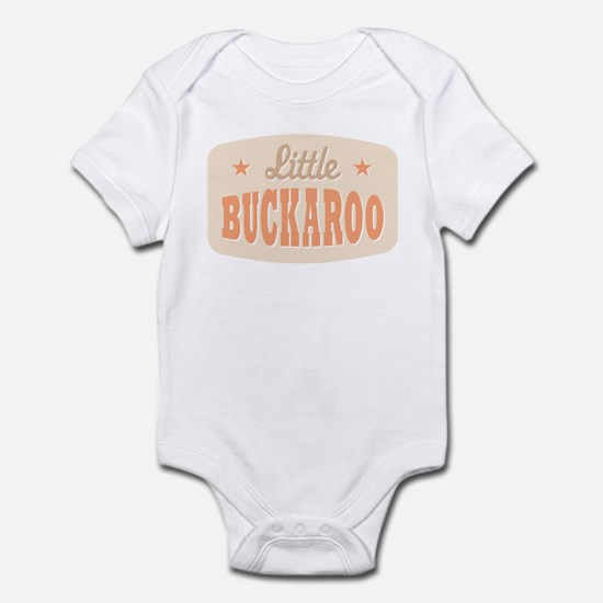 Little Buckaroo Infant Creeper