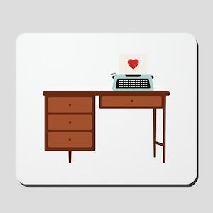Love Writing Mousepad