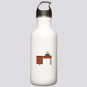 Word Water Bottle