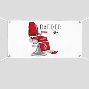 Barber Shop Banner