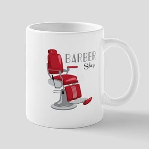 Barber Shop Mugs