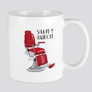 Save And A Haircut Mugs