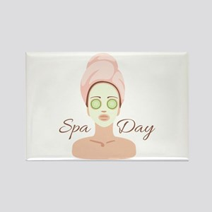 Spa Day Magnets