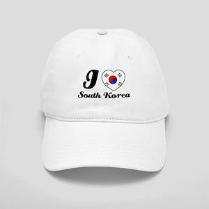 I love South Korea Cap