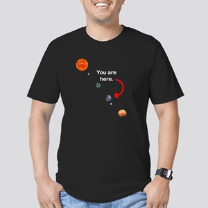 you are here-2 T-Shirt