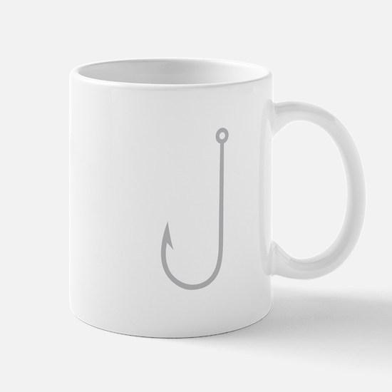 Fish Hook Mugs