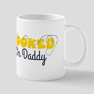 HOOKED On Daddy Mugs