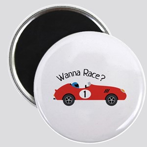 Wanna Race? Magnets
