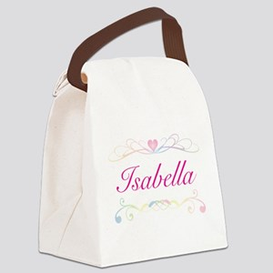 Isabella Canvas Lunch Bag