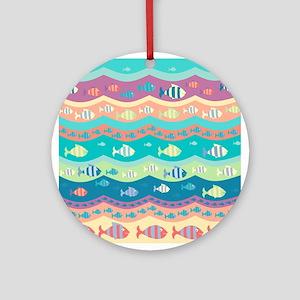 Under the Sea Ornament (Round)