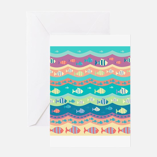 Under the Sea Greeting Cards