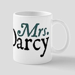 Mrs. Darcy Mugs