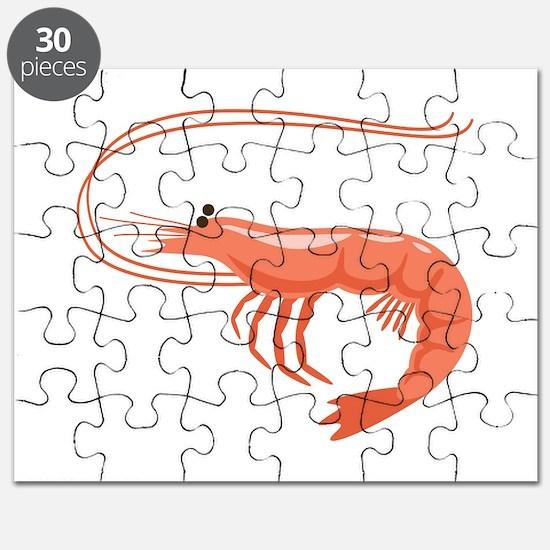 Prawn Shrimp Puzzle