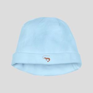 Prawn Shrimp baby hat